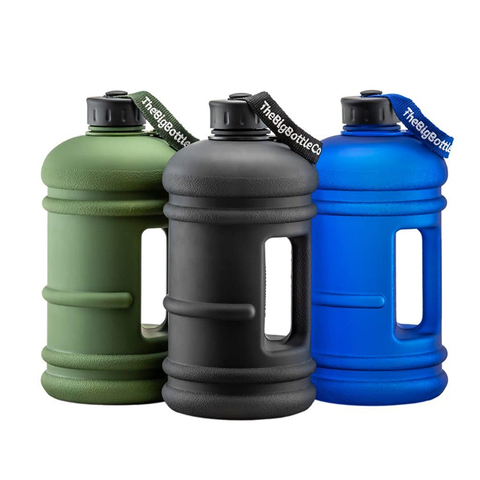 Customized 1 Gallon Water Plain Bottle