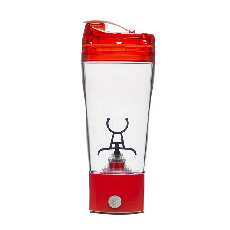 Gensyu Hot Selling Custom Electric Motor Protein Shaker Mixer Bottle